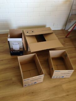 Boxes for moving/storage