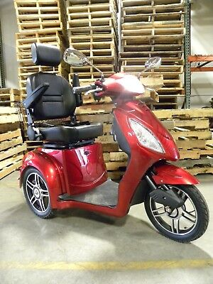Strong Adult Motorized Electric Mobility Scooter, handicap mobile scooters