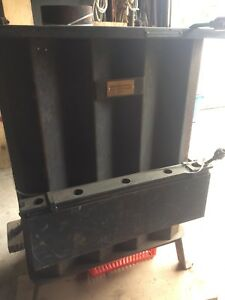 HEAVY DUTY Wood Stove
