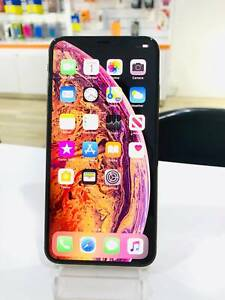 APPLE IPHONE XS MAX 64GB GOLD- BRAND NEW (APPLE REPLACEMENT )