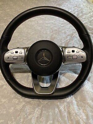 Mercedes C E S W167 W205 W213 W222 W246 AMG Restyling Lenkrad