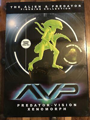 EAGLEMOSS Alien & Predator Collection Predator Vision Xenomorph NEW RARE