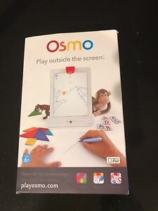 Osmo.  Made for iPad.