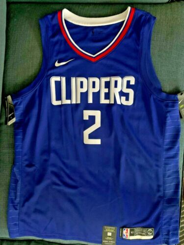 Nike Kawhi Leonard Jersey Brand New With Tags BNWT Size 52 LA Clippers