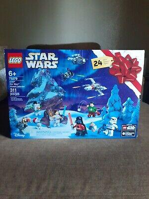 2020 Lego Star Wars Advent Calander 75279 Christmas Countdown New- Ready To Ship