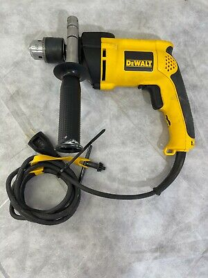 Dewalt Dw511 7.8 Amp Corded 12 In. Variable Speed Reversible Hammer Drill