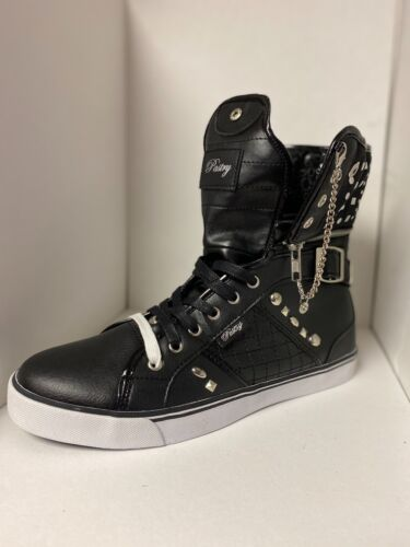 Pastry Studded High Top Sneaker