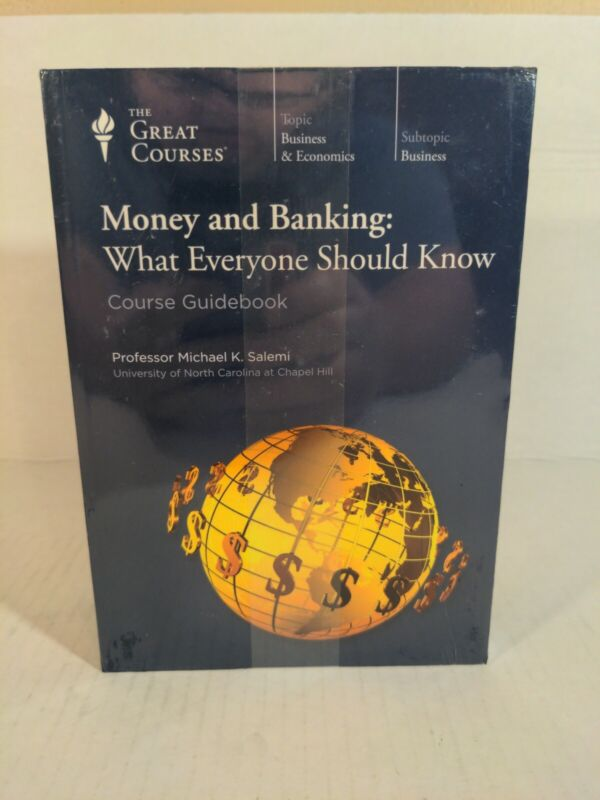 The Great Courses - Money and Banking: What Everyone Should Know CD 2012