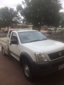 Holden rodeo 2005 ($5800) negotiable Taylors Hill Melton Area Preview