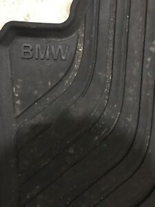 BMW 320 series winter mats ...great price 70% off