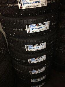 235/70/16 Winter Tires. Brand new over stock.