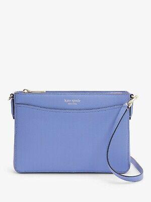 KATE SPADE  New York Margaux Leather Medium Convertible Cross Body Handbag BNWT