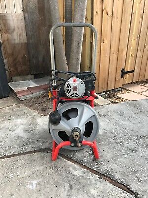 Plumbing Draining Cleaning Machine
