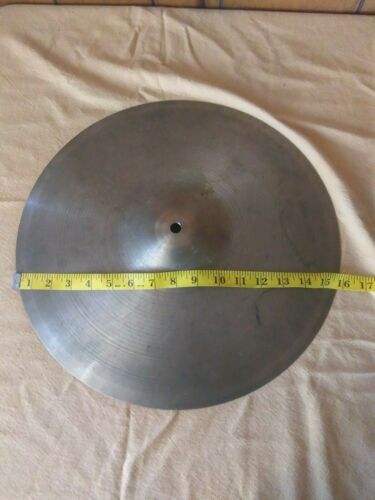 "Pair of 16"" Vintage Zildjian Crash Avedis Turkish Cymbals"