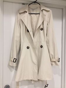 BRAND NEW WITHOUT TAGS - Forever New coat/trench size 10 Nollamara Stirling Area Preview