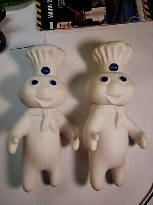 Vintage 1971 Pillsbury Doughboy Vinyl Figure Doll