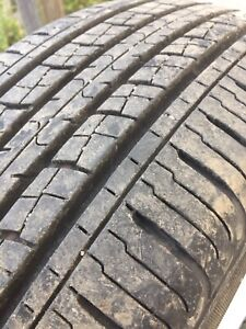"""Set of 4 - 17"""" tires - 225/65/r17"""