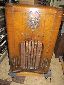Philco Console 1930 49 Ebay