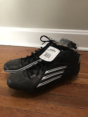 4eaef0459 NWT Men s Adidas Scorch 3 4 Mid Football Cleats 11.5