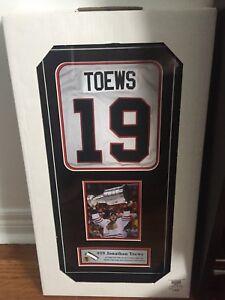 Hockey memorabilia - Jonathan Toews
