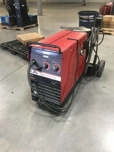Lincoln Electric Wire Matic 255.