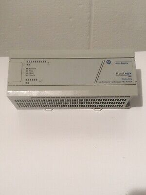 Allen Bradley 1761-l20awa-5a Micrologix 1000 Ser. A Frn. 1.0