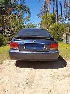 2003 Hyundai sonata Ipswich Ipswich City Preview