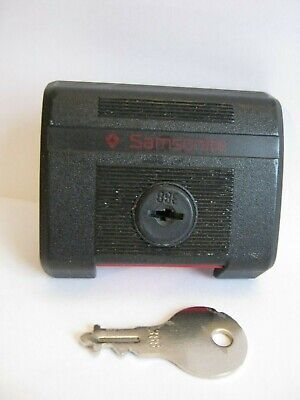 Genuine Replacement Samsonite Suitcase Lock with Key Number 388