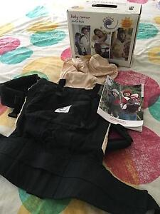 Ergo baby carrier black/ camel excellent condition Cooks Hill Newcastle Area Preview