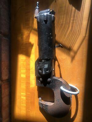 Us Air Tool Co C-yoke Single Cylinder Riveter Squeezer. Us114tc
