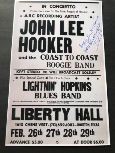 1976 John Lee Hooker & Lightnin