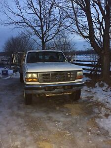 1997 Ford F-350 dually Pickup Truck