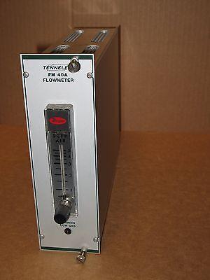 Tennelec Fm 40a Flowmeter Nim Bin Module Plug In