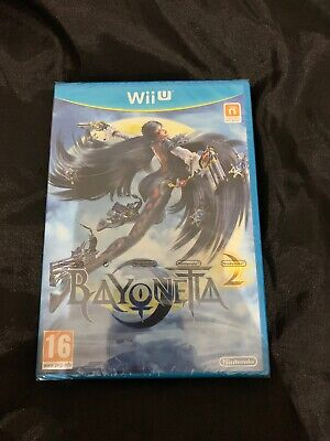 BRAND NEW AND SEALED Bayonetta 2 (Wii U) VideoGames