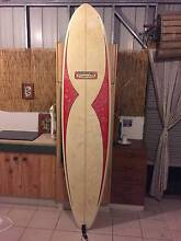 LONGBOARD MALIBU HANDCRAFTED 8 footer Cleveland Redland Area Preview