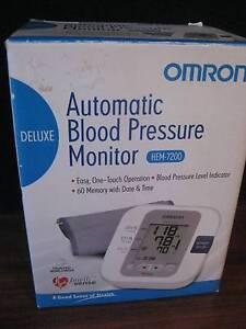 Automatic Blood Pressure Monitor Blackburn North Whitehorse Area Preview