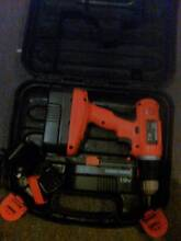 Black and decker 18v drill Deception Bay Caboolture Area Preview