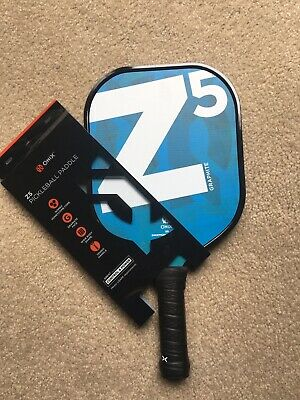 Onix Z5 Graphite Pickleball Paddle Nomex Core Control & Power Widebody Brand New