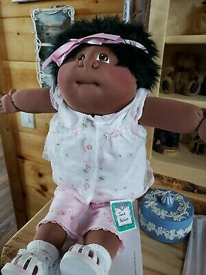 2007 Limited Raven Cliff Kid Soft Sculpture Cabbage Patch