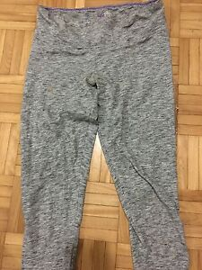 TNA grey leggings Size :SMALL