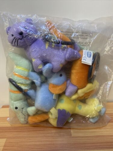lot 5 lullaby baby playard toys
