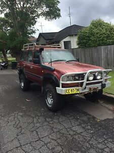 Toyota Landcruiser 4.2 turbo diesel Mayfield East Newcastle Area Preview