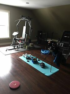 Home gym - moving sale $400obo