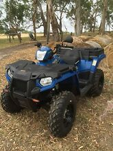 POLARIS 2015 MODEL 570cc HD EFI UTE WITH POWER STEERING. Meadows Mount Barker Area Preview