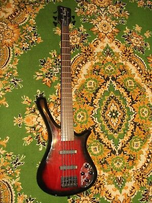 Usado, Warwick Rockbass Fortress 5-String Bass excellent comprar usado  Enviando para Brazil