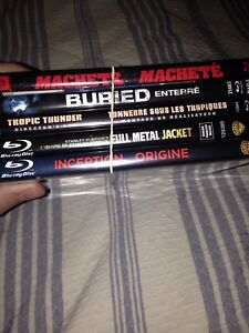 Action bluray variety pack