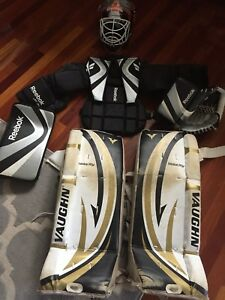 Junior Road Hockey Goalie Gear
