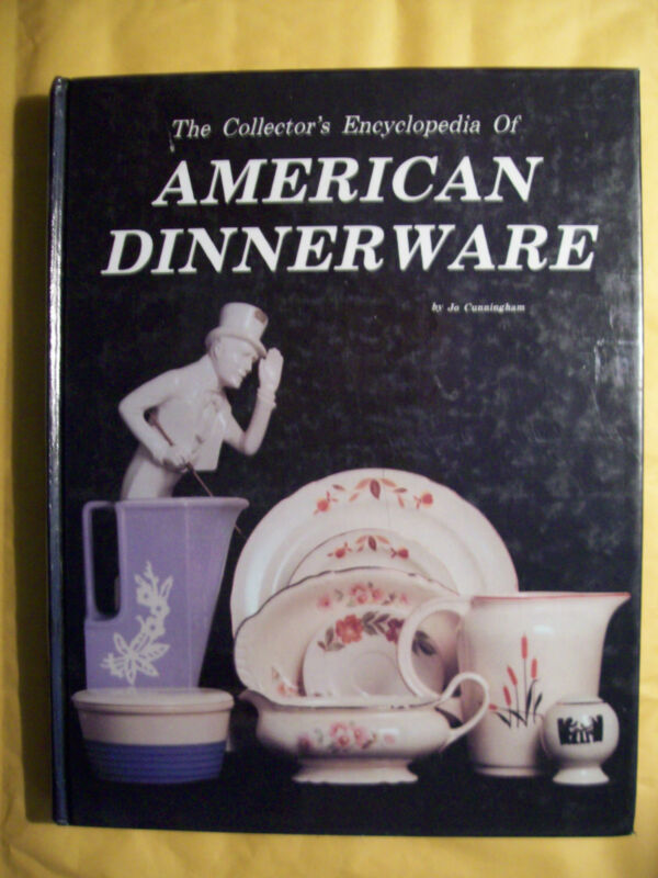Antique Dinnerware Reference Collector
