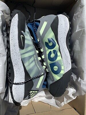 Nike ACG Zoom Terra Zaherra Aviator Grey Vast Grey Men's Trainers All...