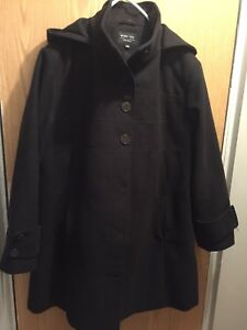 Ladies winter coat size 22